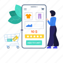 add, add to cart, add to trolley, cart, ecommerce, eshopping, mobile shopping icon