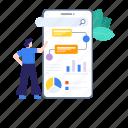 app, mobile app, mobile application, mobile planning app, planning, planning app, smartphone app icon