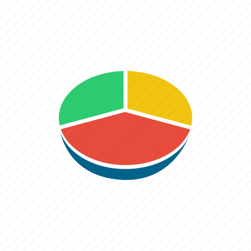 chart, elements, graph, infographic, pie, pie graph, report icon
