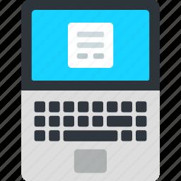 computer, desktop, device, laptop, monitor, pc, screen icon