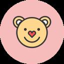 bear, love