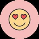 love, smiley