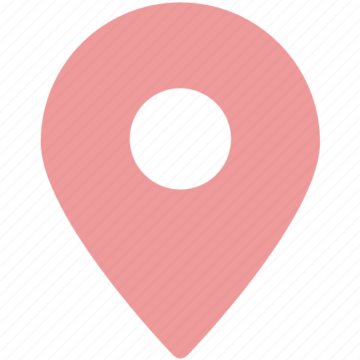 location, map, map pin, marker, pin icon