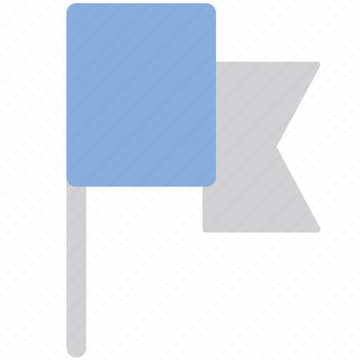 flag, location, map, marker, pin icon