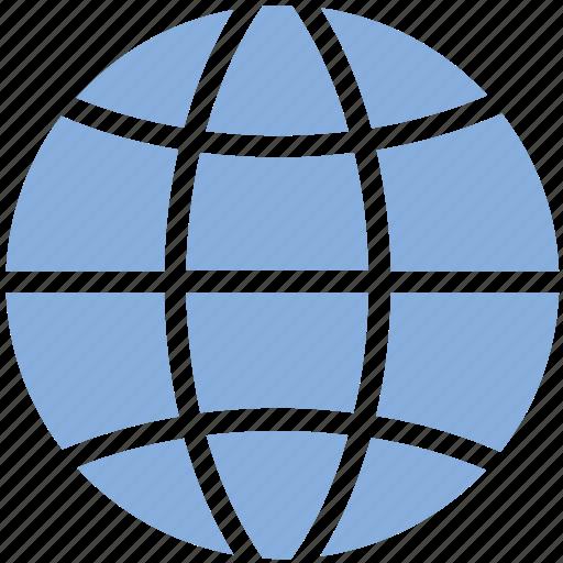 earth, globe, location, map, world, world globe icon