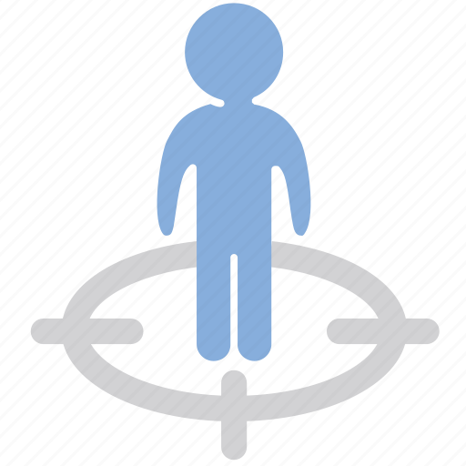 direction, location, locator, map, navigation, user, user location icon