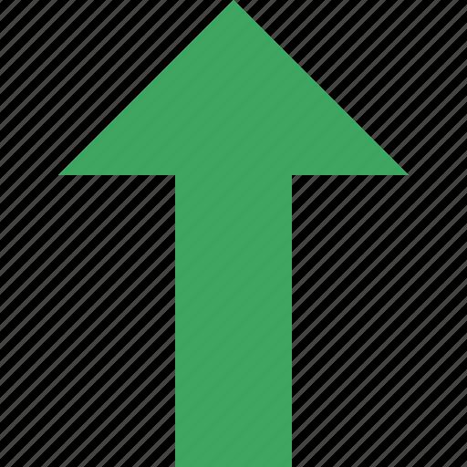 Arrow, direction, download, navigation, up, upload icon - Download on Iconfinder