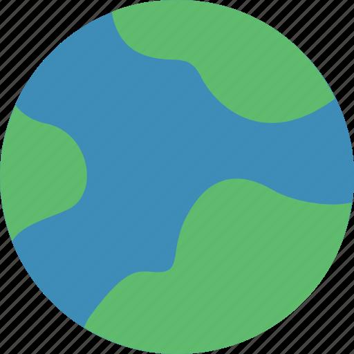 earth, internet, planet, web, world icon