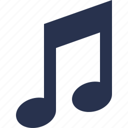 audio, multimedia, music, note, sound icon