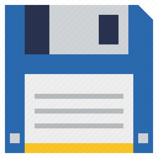 backup, data, disk, download, file, save icon