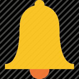 alarm, alert, bell, christmas, notification icon