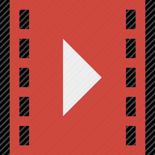 cinema, film, media, movie, video icon
