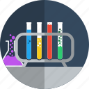 analyze, development, experiment, incubate, laboratory, research, startup incubator icon