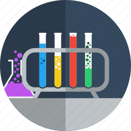 analyze, development, experiment, incubate, laboratory, research, startup incubator icon