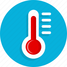 healthy, hospital, medical, thermometer icon
