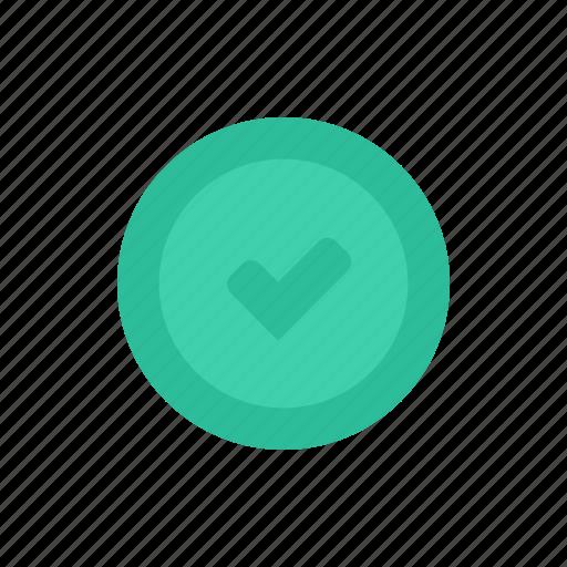 check, success icon