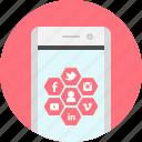 app, marketing, media, mobile, social, social networking