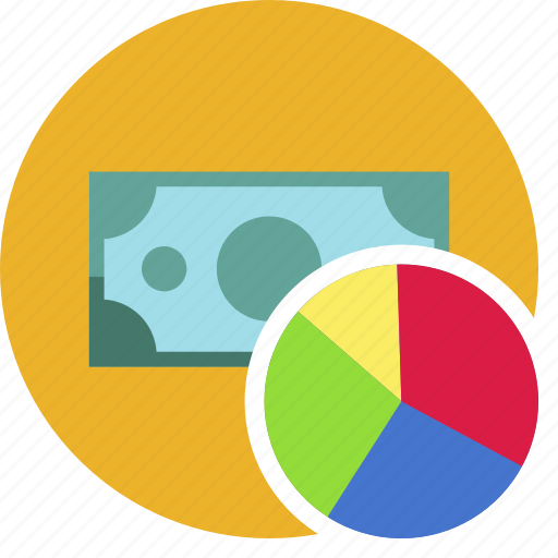 cash, chart, commerce, currency, dollar, money icon