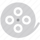 camera, film, roll, video icon