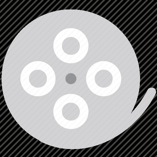 camera, film, roll, video icon
