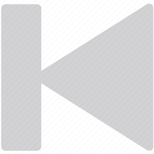 audio, back, first, music, previous, rewind icon