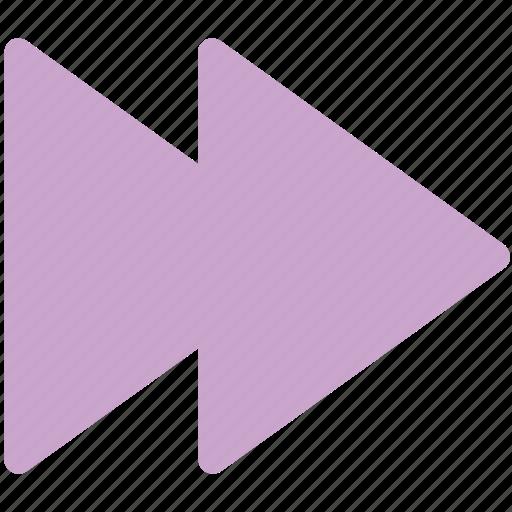 audio, fast forward, forward, music, next icon