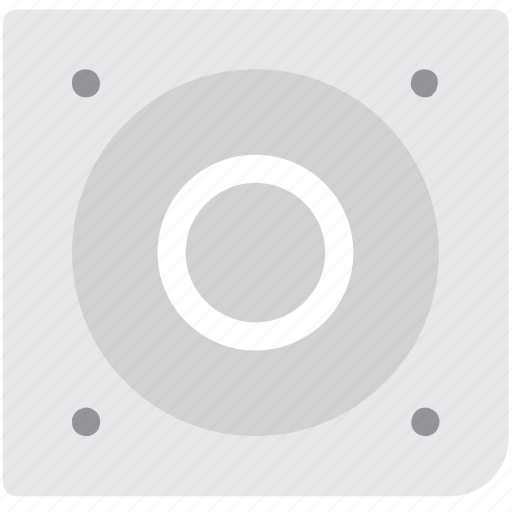 audio speaker, multimedia, music, music speaker, speaker icon