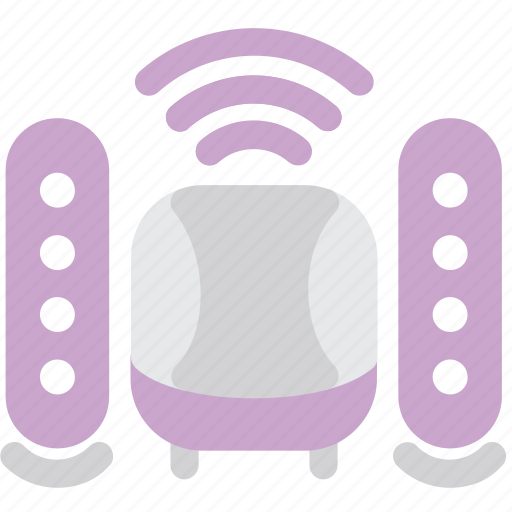 bluetooth, loud, music, party, sound, speaker icon