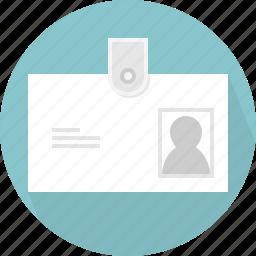 card, id, name, profile icon