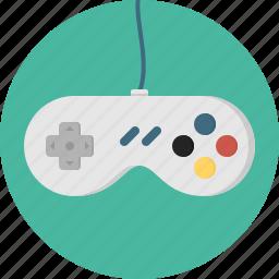 controller, game, joystick icon