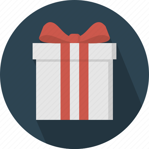 gift, giftbox, present icon