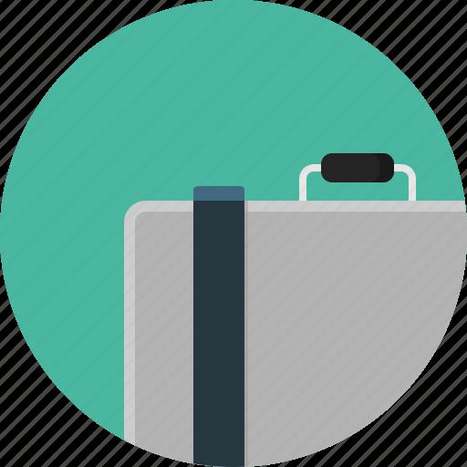 briefcase, suitcase icon