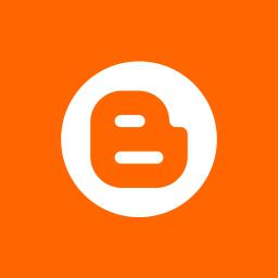 blogger, octagon icon