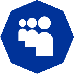 myspace, octagon icon