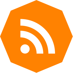 octagon, rss icon