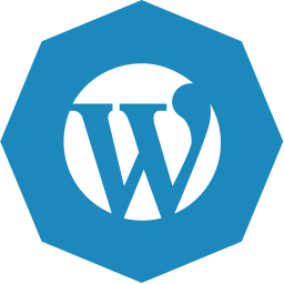 octagon, wordpress icon