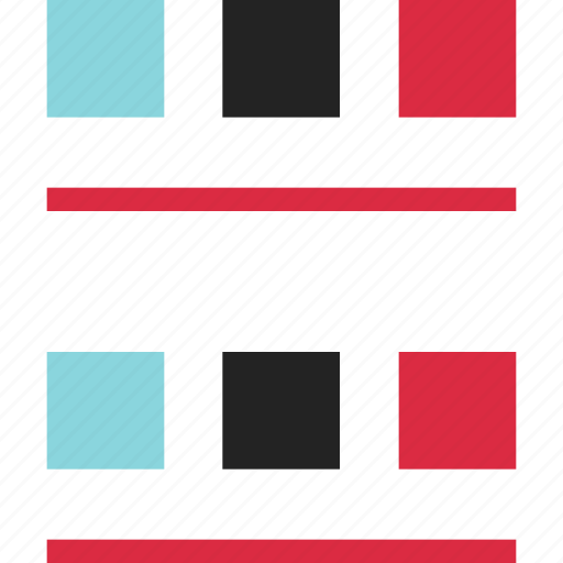 abstract, data, design, digital, online, web icon