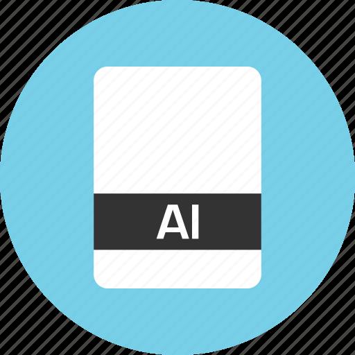 aifile, file, name icon