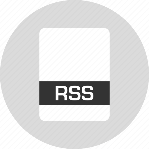 file, name, rss icon