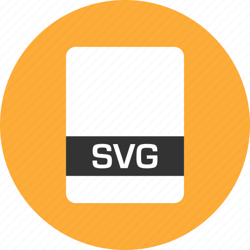 file, name, svg extension icon