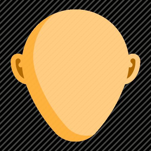 brow, cheekbone, chin, face, organ icon