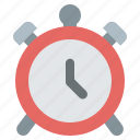 alarm, alert, clock, schedule, timer icon