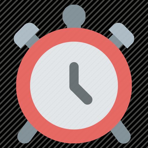 alarm, alert, clock, schedule, timer icon