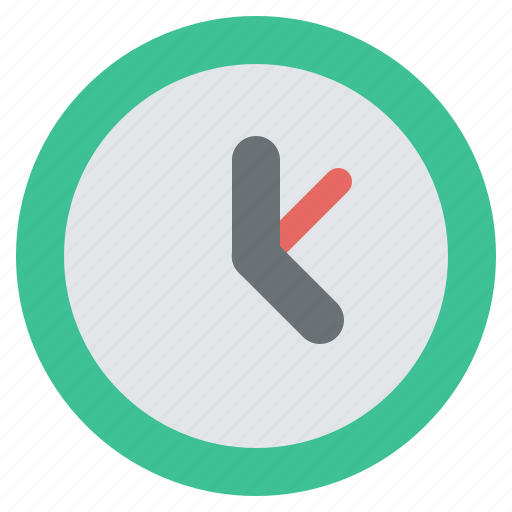 clock, meeting, time icon