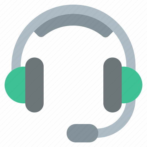Headphones, customer, customer service, gaming, headset, online chat, support icon - Download on Iconfinder