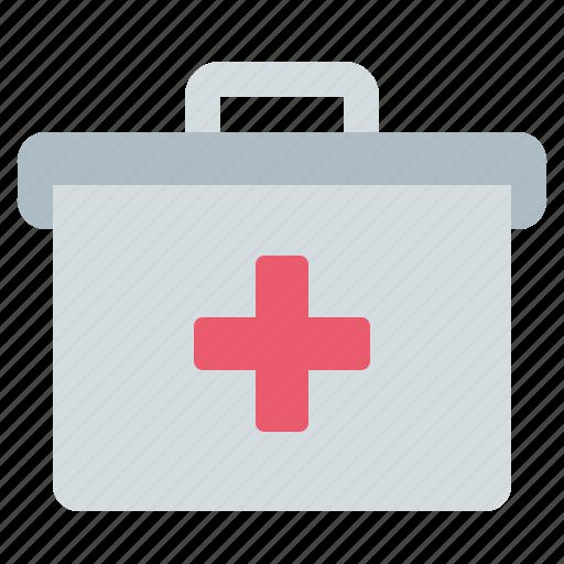 health, healthcare, kit, medical, medicine icon