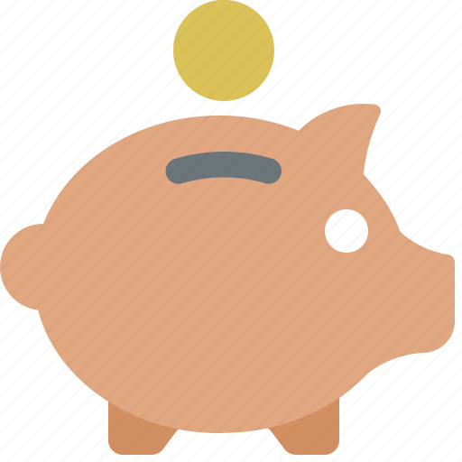 Savings, bank, earn, piggy, retirement, rewards, save icon - Download on Iconfinder
