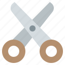 cut, scissors, trim icon