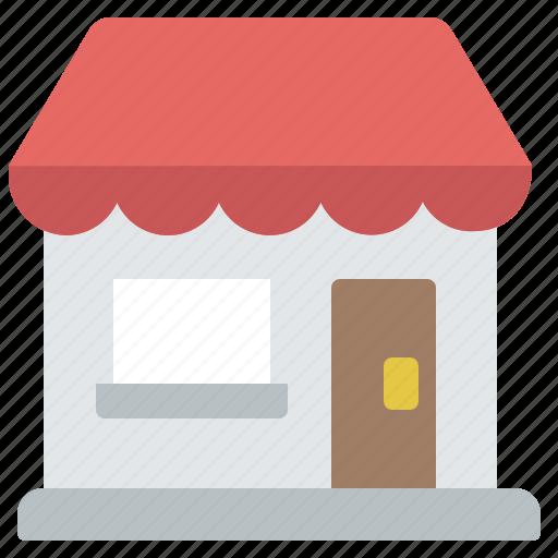 Shop, market, marketplace, store, storefront icon - Download on Iconfinder