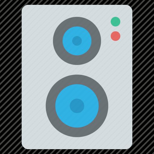 amplify, loud, music, sound, speaker icon